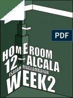 Isaiah T. Maglambayan, Module 2 LAS
