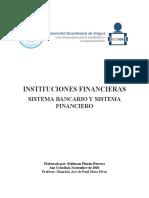 Sistema Bancario Robinson Pinzón