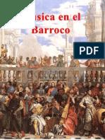 Música del barroco. Agustín Ciudad