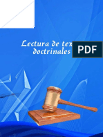 7. Sesión 07- Lectura de textos doctrinales