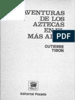 Aventuras de Los Aztecas en El Más Allá