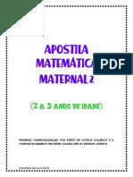 APOSTILA MATERNAL 2 MATEMÁTICA.pdf