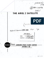 The Ariel I Satellite
