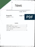 COMSTAR I-A Press Kit