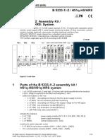 Assembly Kit B5233-e