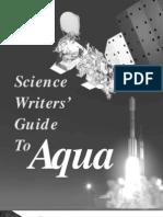 Aqua Science Writer's Guide