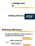 Lecture 2 - Efficiency