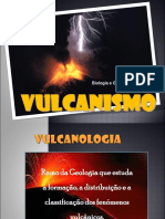 Vulcanismo- power point 10º