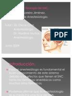 Anatomía y Fisiología del SNC