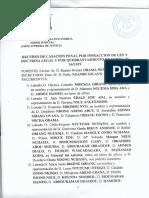 Sentencia Del Macro Juicio Confirmada Por La Corte Suprema- Copy