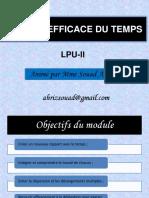 LP II GESTION EFFICACE DU TEMPS.pdf