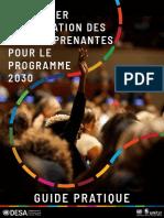 2020-UN Renforcer implication pour programme 2030-avril 2020
