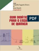 Guia Didático para o ensino de química