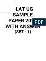 CLAT-Sample-Paper-2020-Set-1