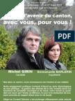 Michel Girin | Cantonales 2011