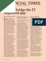 How to Bridge the Alignment Gap FT