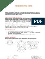 physics-form-2-notes