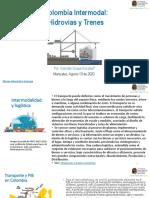Colombia Intermodal-Hidrovías y Trenes