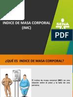 presentacion IMC