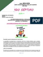 BIOLOGÍA SÉPTIMO GUIA 9