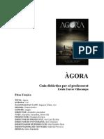 Àgora - Guia didàctica per al professorat