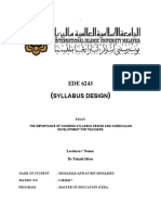 EDLE 6243 ASSESSMENT 1