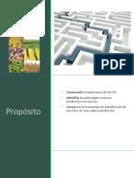 Sesión 7 - Proceso productivo, cédula y plan de cultivo