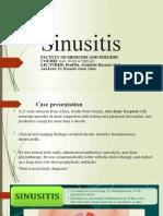 10. Sinusitis.pptx