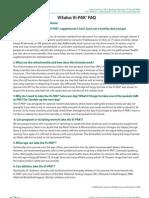 VI-PAK FAQ'S