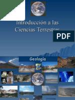Introducción a las Ciencia Terrestre