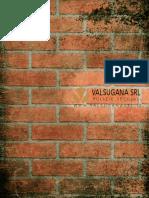 BROCHURE PRESENTAZIONE VALSUGANASRL