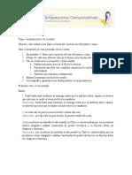 Actividad 5 - Uso correcto del punto y coma