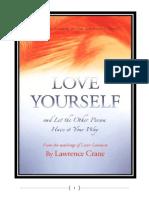 Livro- LOVE YOURSELF (Ame a si mesmo)