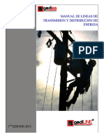 MANUAL DE LINEAS DETRANSMISION Y DISTRIBUCION DETRANSMISION Y DISTRIBUCION DE ENERGIA.pdf