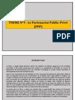 THEME N°9 PARTENARIAT PUBLIC PRIVE.docx