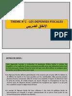 THEME N°2 LES DEPENSES FISCALES.docx