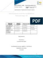 Plantilla Fase 5 - Sustentación de la idea de negocio