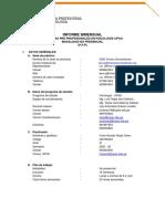Informe Bimensual - Ong Choice
