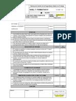 FT-SST-113 Formato Lista de Chequeo para Equipos de Soldadura y Oxicorte