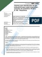 ABNT NBR 14463 (2000)