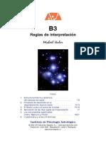 B3-Reglas de interpretación-Psicología astrológica.pdf