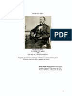 Benito Juarez Biografia
