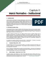 Capítulo 02 Marco Normativo