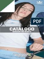 CATALOGO ADIDAS ORIGINALS QUICENTRO NORTE