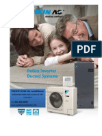 Daikin RZQ24PVJU9 Central Heating & Air conditioning system, Inverter