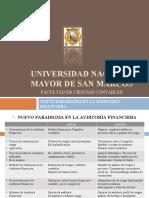 8.- Nuevo Paradigma en la Aud. Financiera