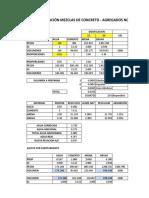 DISEÑO MEZCLAS CONCRETO PARCIAL FINAL II-2012