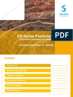 04 Colectores Serie XR Remplazo de Xantatos _ Diferentes Aplicaciones