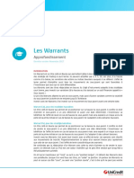 11.13 APP Warrants - Introduction