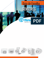 Guia de escolha Sensores-Finder